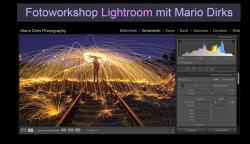 Lichtmalerei & Lightroom 23 & 24. September 2017