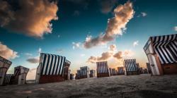 Ohne Unterkunft ! -  Fotoworkshop Bildgestaltung & Landschaft 2019 Norderney